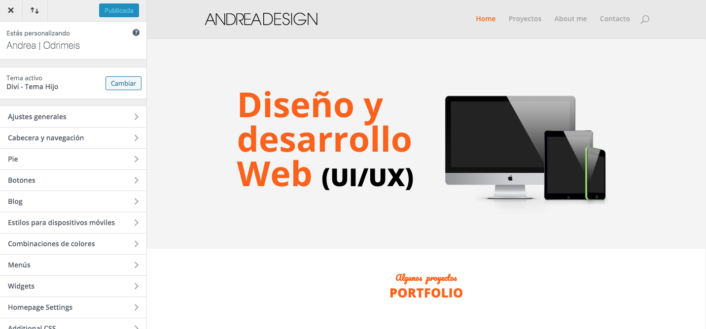 Crear una Web con Divi paso a paso